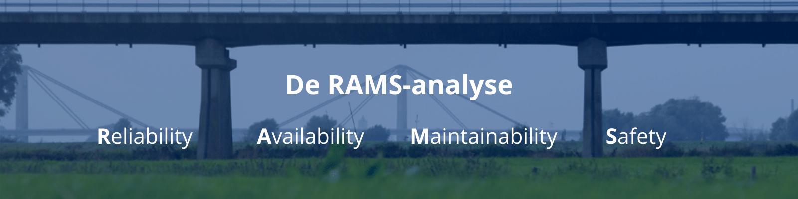 RAMS-analyse